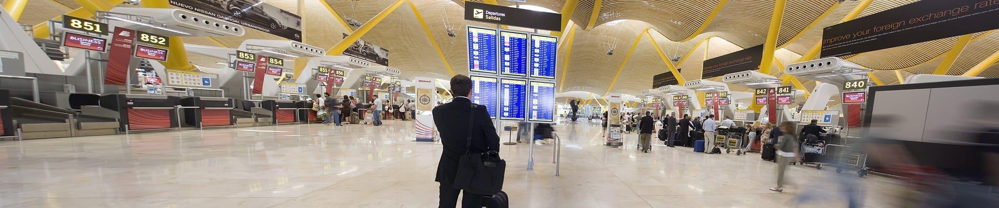 Aeroporti Tenerife